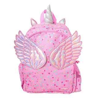 Smiggle Unicorn Flyaway Bagpack
