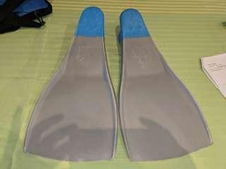 Swimming Fins - unused got the wrong size