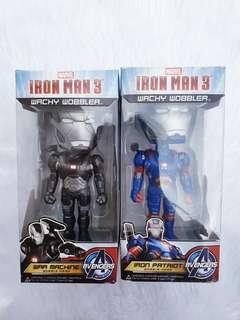 Funko Wacky Wobbler Iron Man 3
