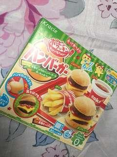 Kracie Popin' Cookin DIY Candy (Fast Food)