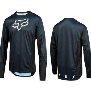 New with Tag - Fox Racing Demo Long Sleeve Jersey Camo Burn Black