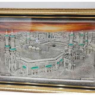 Islamic art Makkah Kabah