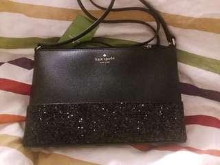 ♠️♥️Kate Spade Crossbody Handbag Black ♠️♥️