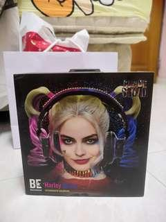 Official Suicide Squad Harley Quinn Headphone