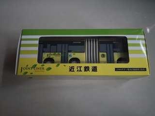 近江鉄道巴士時計