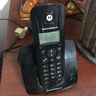 Motorola wireless phone