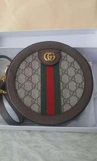 Gucci ophidia boutique quality round bag
