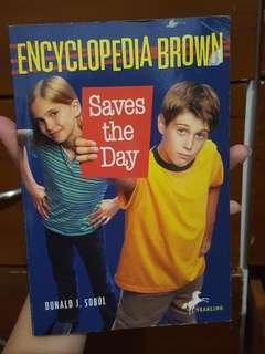Encyclopedia Brown: Saves the Day