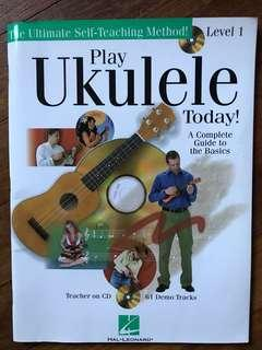 Ukulele beginner guide