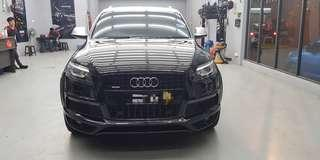 Audi Q7 3.0 for rent and lease