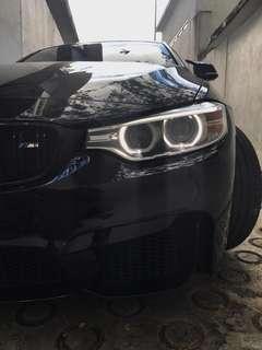 BMW 428 MSport for rental