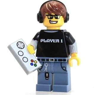 Lego Minifigures Series 12 Video Game Guy
