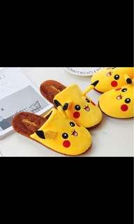 [PO] Pikachu Slippers