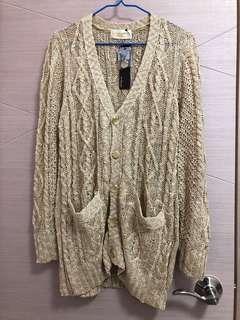 全新日本品牌w closet 外套
