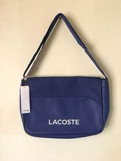 Authentic Lacoste Crossbody Bag for men