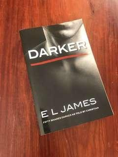 BOOKS! Fifty Shades DARKER as told by Christian Gray