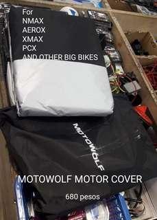 MOTOWOLF MOTORCOVER