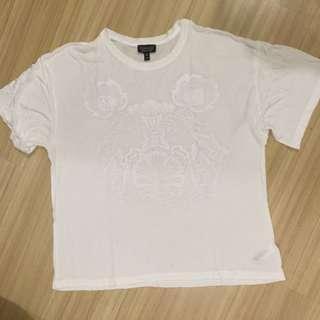 Topshop White Tshirt