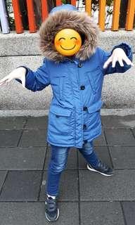 【🔥cp值超高🔥】lativ超保暖帥氣鋪棉外套🔥     ⚠買就送冰涼紗袖套
