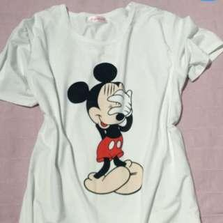 Cotton On Mickey Mouse Shirt