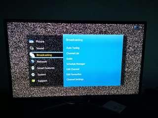 SAMSUNG 40 inch LED SMART tv UA40F5509AM