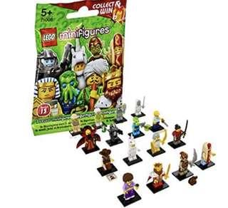 Lego Minifigures Series 13 (Set of 16)