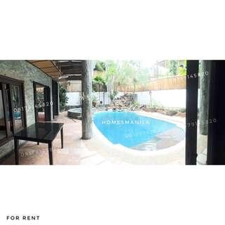 Good Location Ayala Alabang House and Lot For Rent / Lease