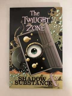 The Twilight Zone: Shadow & Substance TPB (Dynamite Comics)