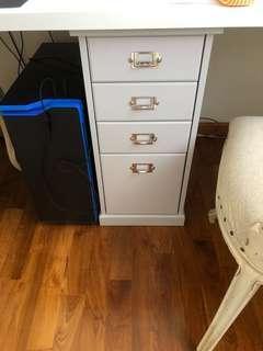 IKEA Klimpen Drawer Unit