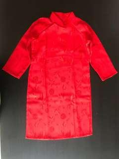 🚚 CNY set for little girl (traditional costumes)