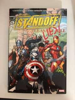 Avengers Standoff: Assault on Pleasant Hill Hardcover (Marvel Comics)