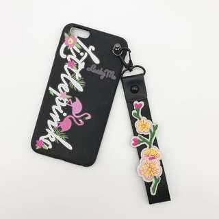 iPhone 6 Plus 手機保護套殼 全新 附戴繩