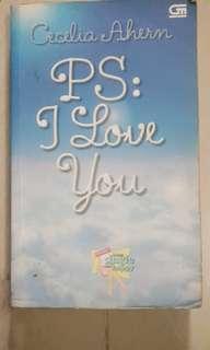 Novel PS. I Love You