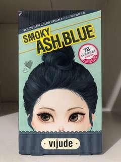 Vijude Hair Color (Smoky Ash Blue)