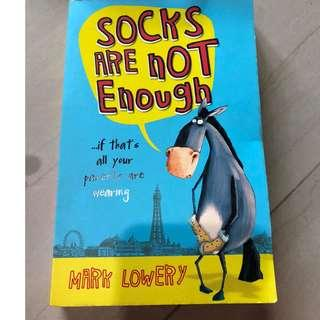 Mark Lowery - Socks are not Enough