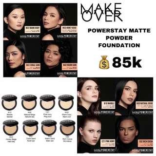 MAKEOVER POWERSTAY MATTE POWDER FOUNDATION