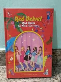 [INSTOCK] RED VELVET RED ROOM FIRST CONCERT