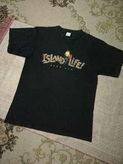 Island Life Guam U.S.A t shirt.