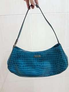 GUESS croc handbag
