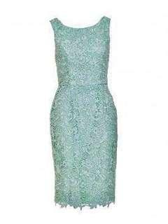 Review Limited Edition Size 6 Dress Mint Green