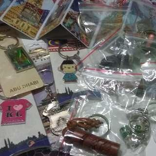 (50+ Items) Keychain Collection