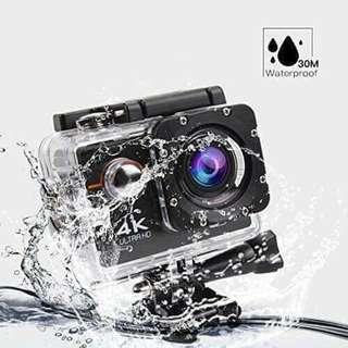 4K Sports Camers with Remote