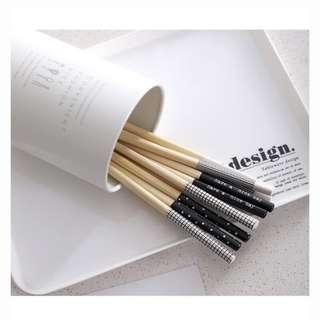 (Ready stocks) Modern Chopsticks (set of 5 pairs)