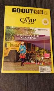 Go out 中文版 別冊 Camp style book (永久保存版)