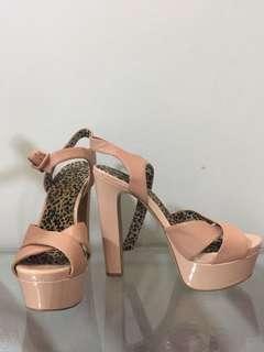 Jessica Simpson Pink Heels