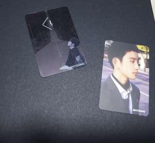 Official GOT7 / JJ Project PCs