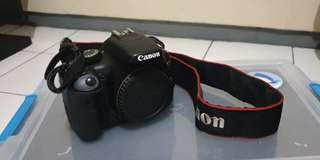 Jual Kamera Canon 550D Body Only