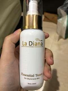 LADIANA FACE TONER FOR ACNE AND OILY SKIN