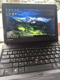 Laptop Murah Lenovo e120 intel i3