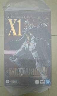 (行版 ) Metal Build Crossbone Gundam X1 海盜高達 (全新未開封品) (Last Box)